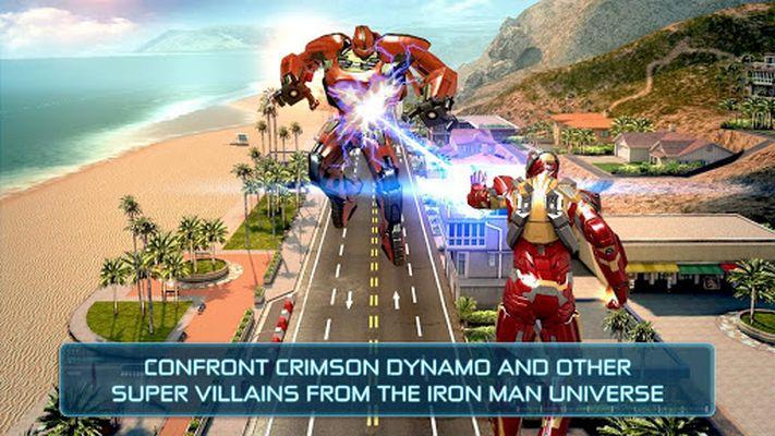 Iron Man Spiele Kostenlos Downloaden