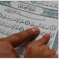 Icône apk Apprendre à lire le Coran
