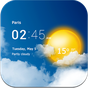 Transparent clock & weather v1.28.02