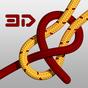 ロープの結び方 - ノット 3D アプリ Knots 3D 4.5.0