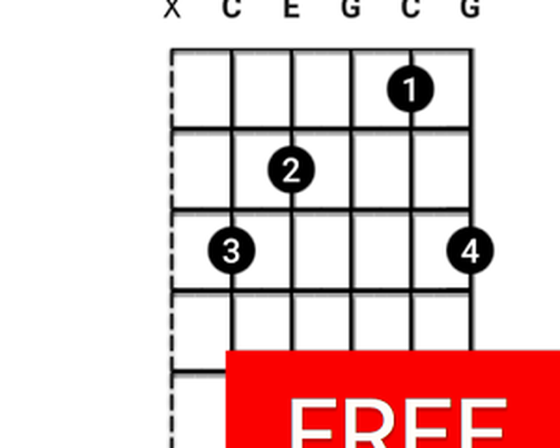 Guitar Chords Finder No Ads Android Free Download Guitar Chords