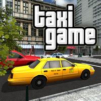 Icône de Taxi Jeu