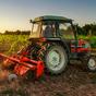 Pueblo granjero del tractor  APK