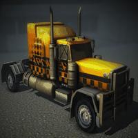 Truck Driver Simulator Big Rig APK Icon