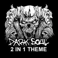 (FREE) Dark Soul 2 In 1 Theme apk icon