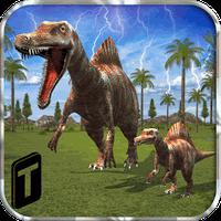 Dinosaur Revenge 3D Simgesi