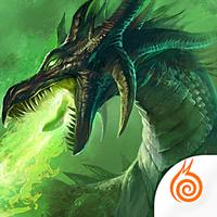 Dragon Revolt - Classic MMORPG Simgesi