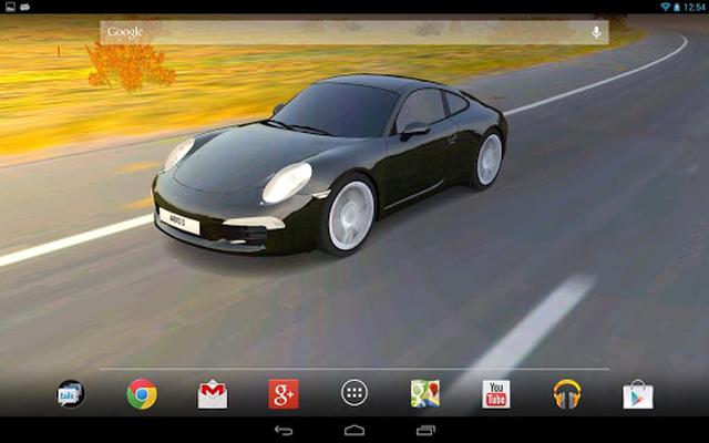 3d Car Live Wallpaper Android Free Download 3d Car Live Wallpaper