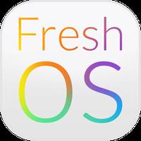 Biểu tượng apk iPhone 6S IOS 9 chủ đề