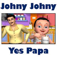 Johny Johny Yes Papa - Nursery Video app for kids APK Simgesi