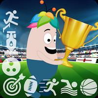 Icône de Sports mini jeux pour Enfants