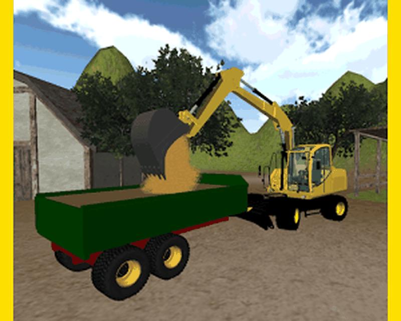 pelleteuse simulator gratuit