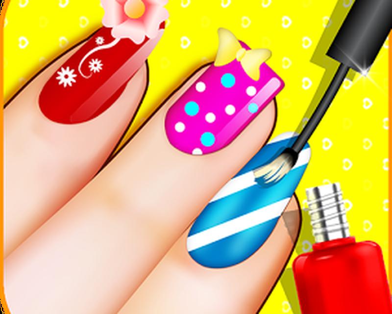 Nail Art Salon Simulator Android - Free Download Nail Art Salon ...