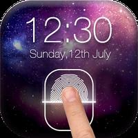 Icône de Empreinte digitale Lock Prank