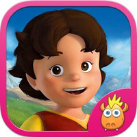 Heidi: best toddler fun games Simgesi