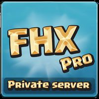 Icône apk Ultimate Coc private server for clash of clans