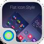 Flat Icon Style Hola Theme 4.0.2 APK