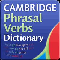 Ícone do Cambridge Phrasal Verbs TR
