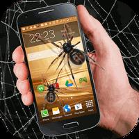 Ícone do Aranha no Telefone - Piada