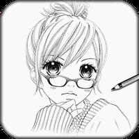 Lernen Sie, Anime Manga APK Icon