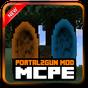 Portal Gun for Minecraft