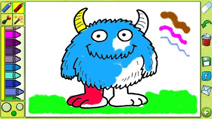 Images And Videos For Coloring Book