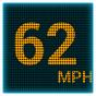 Miernik prędkości GPS LED 5.0