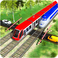 Train Racing Simulator 2017 apk icono