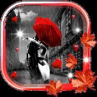 Autumn Love HD live wallpaper APK Simgesi