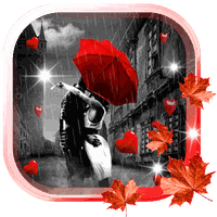 Autumn Love HD live wallpaper APK Simgesi