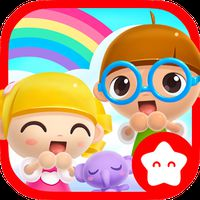 Ícone do Happy Daycare Stories - School playhouse baby care