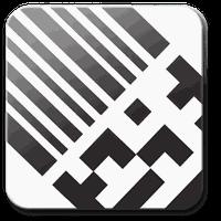 Icono de BIDI: lector QR y de barras