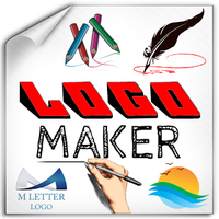 Ícone do Logo Maker