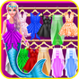 Mermaid Princess Chic Dress up 1.0
