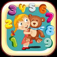 Ícone do Contando números para crianças