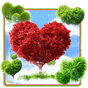 Heavenly Hearts Garden HD Free  APK