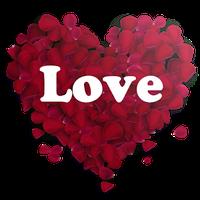 Ícone do Stickers do amor Gratis