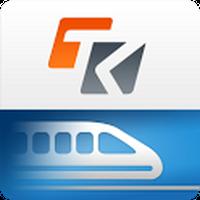 Ikona Bilkom -rozkład jazdy pociągów