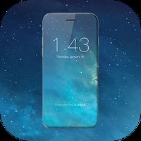 APK-иконка Wallpapers for iPhone 8