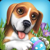 Icono de Diversión estival con DogWorld