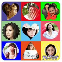 PolyFoto - Fotos Grid Polygon apk icono