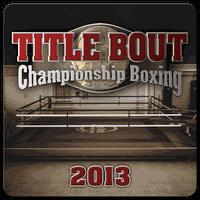 Title Bout Boxing 2013 Simgesi