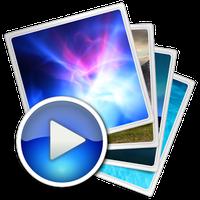 Ícone do HD Video -  Fundos Animados