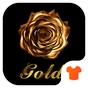 Golden Flower Rose Theme 1.0.1