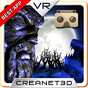 DARKNESS COASTER VR CARDBOARD 4.2.2