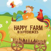 Ícone do apk Happy Farm Find Differences