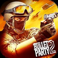 Biểu tượng apk Bullet Party CS 2 : GO STRIKE