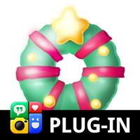 Ícone do apk Xmas2014 - Photo Grid Plugin
