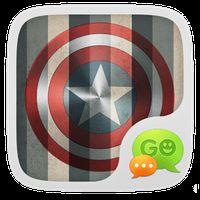 GO SMS PRO SUPERHERO THEME apk icono