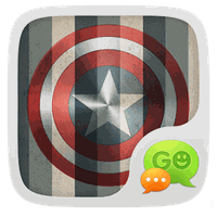 Ícone do apk GO SMS PRO SUPERHERO THEME
